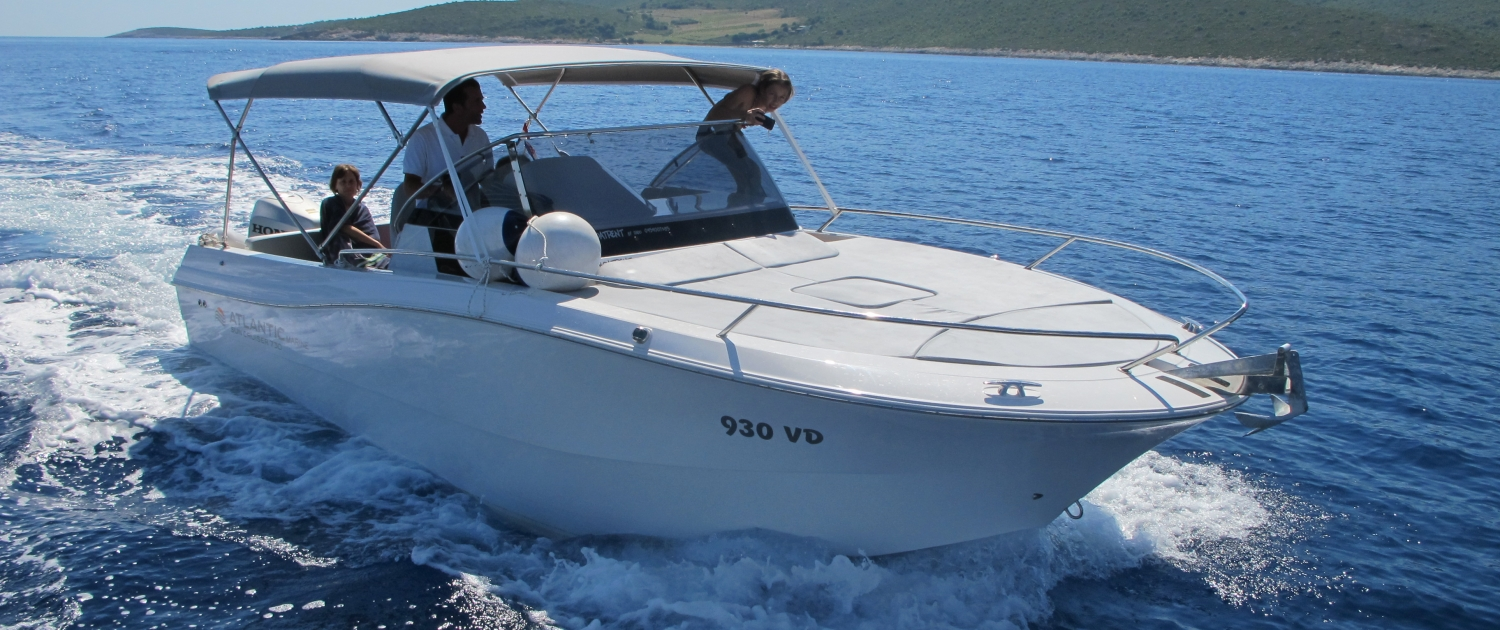 Rent a Boat in Vodice